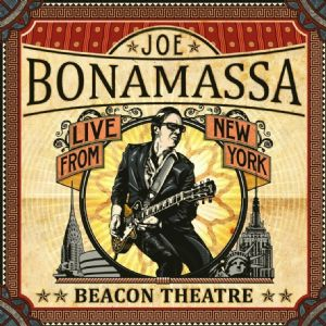 JOE BONAMASSA-LIVE FROM NEW YORK BEACON THEATRE (2 X 180g Vinyl) [2012]